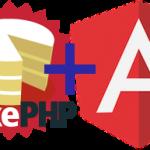 Angular + CakePHP3